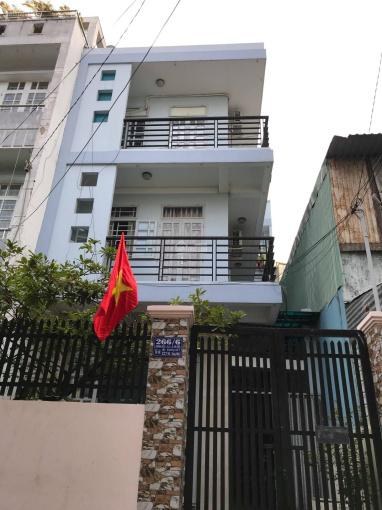 Bán nhà nguyên căn 99.6m2 1 trệt, 2 lầu, sân thượng, đường số 7, p11, Gò Vấp