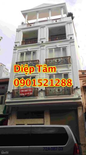 Bán nhà MT đẹp nhất đường Trần Quang Diệu, phường 13, quận 3 giá 19 tỷ 5x20m