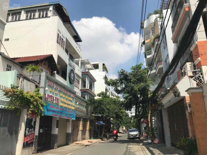 Bán nhà HXH 8m Trường Chinh, P. 12, Quận Tân Bình, DT: 4x13m, 3 lầu, LH ngay: 0906681528