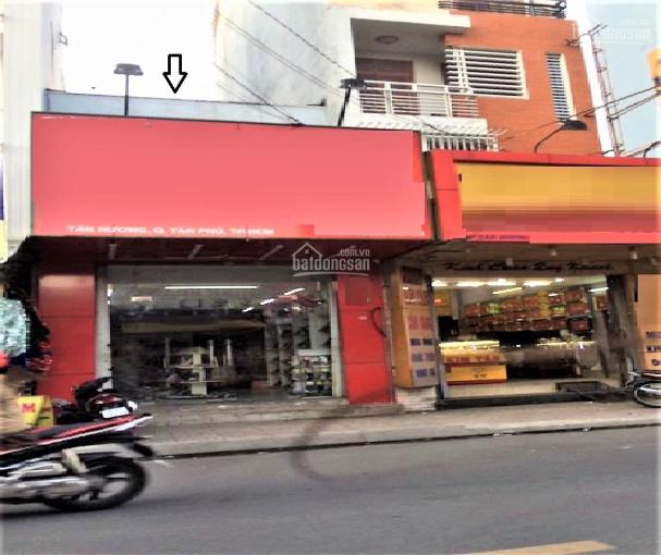 Cần bán gấp nhà MT đường Tân Hương, Q. Tân Phú, đoạn này kinh doanh sầm uất mua là lời