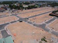 Đất nền tái định cư khu công nghiệp - Đô Thị Bàu Bàng - Bình Dương