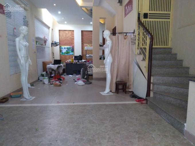 Cho thuê tầng 1+2 làm văn phòng ngõ Trung Kính, Cầu Giấy. DT 55m2 x 2 tầng, MT 5m, giá 18tr/th