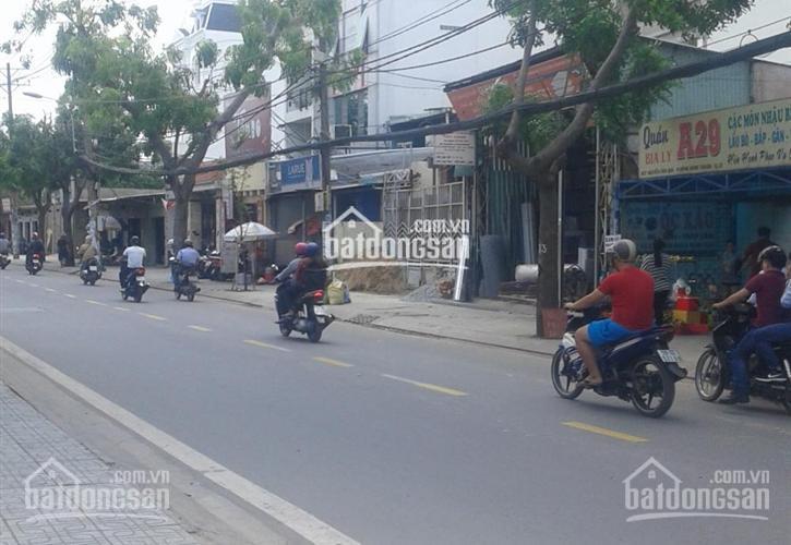 Cần bán gấp lô đất mặt tiền đường ĐHT 02, Phường Đông Hưng Thuận, Q12, 2 MT, 4mx24m, LH 0964721627