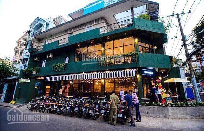 Cho thuê góc 2MT Thành Thái, Phường 14, Quận 10, DT: 26x50m, giá 800tr/th, 0902.900.365
