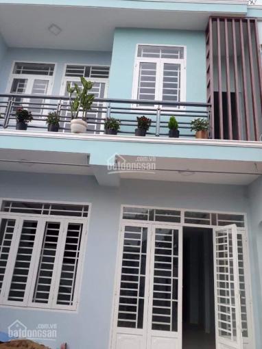 Nhà 6x16m mặt tiền đường Thống Nhất, gần UBND xã Xuân Thới Đông, Hóc Môn