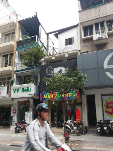 Bán gấp nhà mặt tiền đường Cao Thắng, P. 4, Quận 3, DT 8.5 x 27m - 62 tỷ