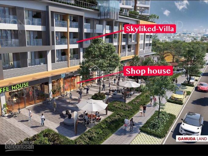 Shophouse Celadon City suất đầu tư đặc biệt ngay phố đi bộ rộng 62m, chỉ 82 triệu/m2