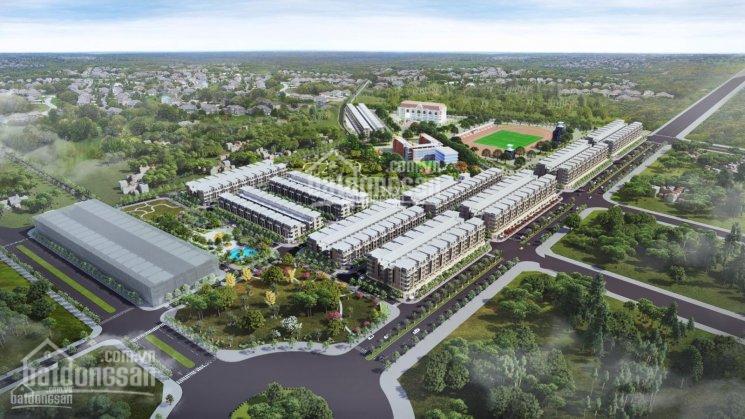 Bán suất ngoại giao, mặt phố Đồng Kỵ 1, lô 30, DT 106m2, MT 5m, nhìn ra nhà văn hóa