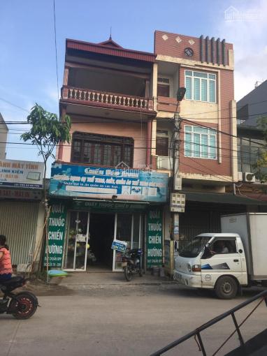 Bán căn nhà mặt đường dốc chợ Xuân Quan, Văn Giang