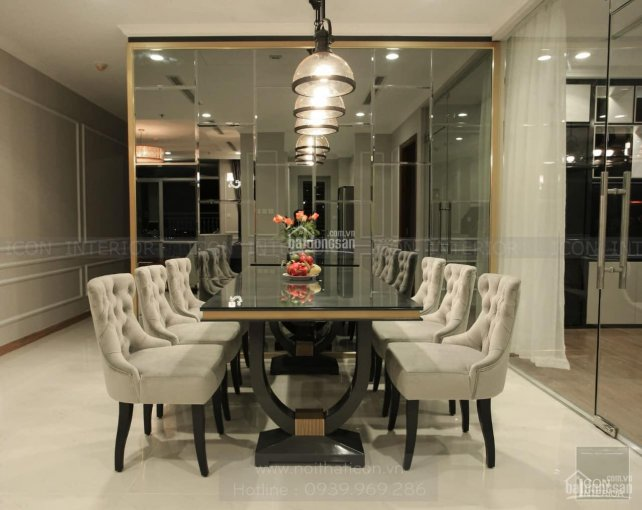 Bán căn hộ 1PN - 4PN tại Vinhomes Central Park, giá từ 2.5 tỷ, nội thất đẹp, LH 0708783248