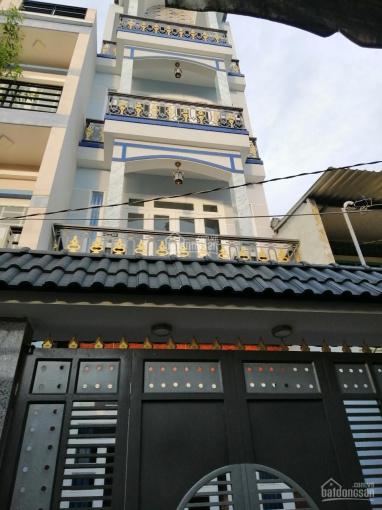 Bán nhà hẻm 365 Lê Văn Quới, KP 5, P. Bình Trị Đông A, Q Bình Tân, TP. HCM, 56 m2, giá 4.4 tỷ