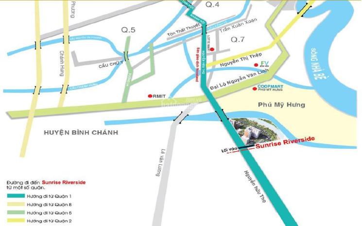 Chính chủ bán gấp căn hộ Sài Gòn South - Phú Mỹ Hưng DT: 75m2, giá chỉ 2.4 tỷ, LH: 0931 777 200