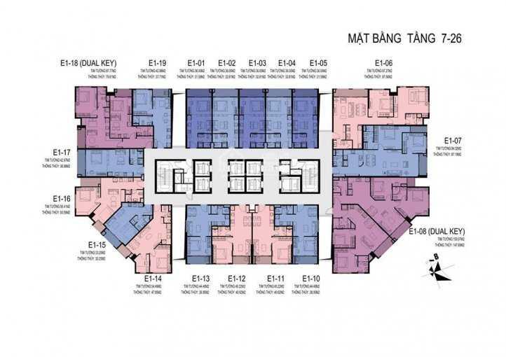 Chính chủ cần bán căn hộ toà nhà D. ELDORADO tầng 20, ngắm trực diện Hồ Tây, đẹp nhất Hà Nội