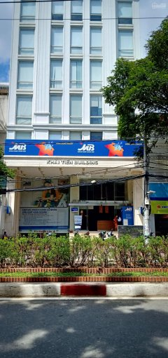 Cho thuê tòa nhà MT, P4, Tân Bình, 12x20m, 2 hầm 8 lầu + ST, giá: 370 tr/tháng