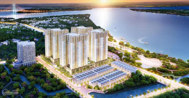 Chính chủ cần bán lỗ giá HĐ căn 1-3PN, DA Q7 Sài Gòn Riverside giá rẻ hơn CĐT 500tr. LH: 0987320326
