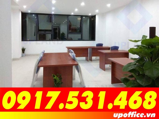 Văn phòng 35m2-55m2 MT 9m ngã 3 mặt phố Trung Hòa, Trung Kính, full DV, SD ngay, LH: 0917.531.468