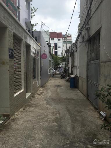 Bán nhà đường 16, p Linh Chiểu, 42m2, 1 trệt, 1 lầu, hẻm 3m, giá 3 tỷ 2 TL