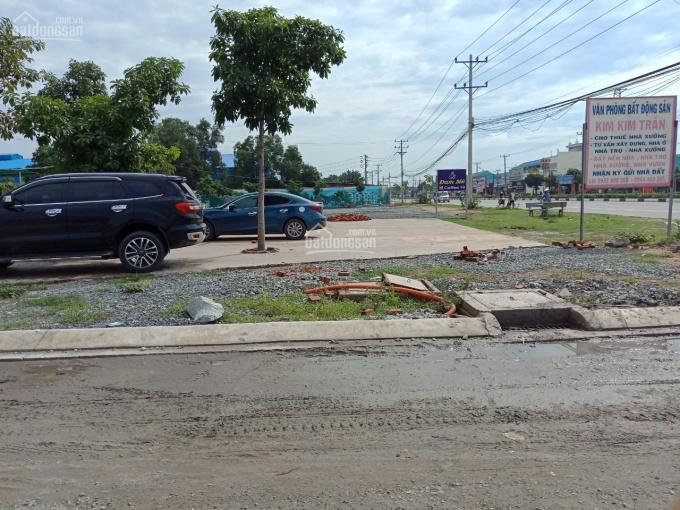 Cần tiền cho con đi du học bán gấp lô đất góc 95m2 tại trung tâm thị xã Thuận An, Bình Dương