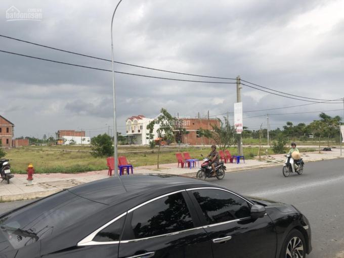 Bán đất góc 2 mặt tiền đường Phạm Công Trứ, Nguyễn Hữu Cầu, Cồn Khương