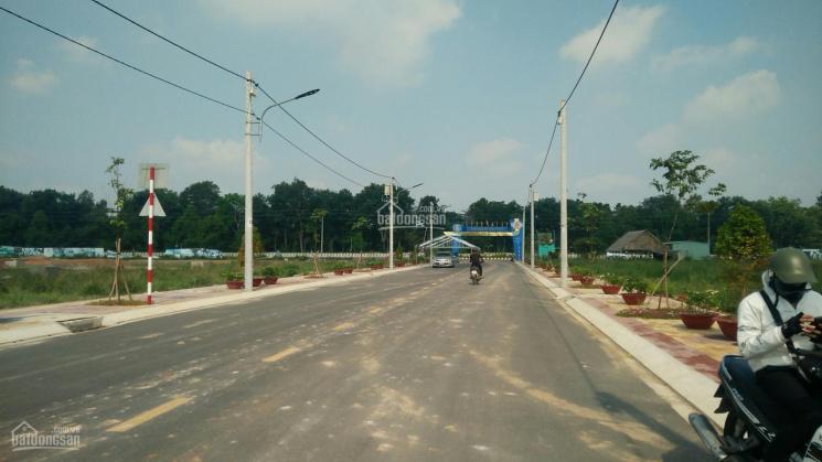 Dự án hot nhất Bình Dương, đất nền liền kề KDC Việt Sing 1, nhận nền xây dựng ngay. LH 0916259360