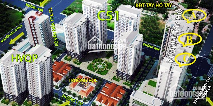 Cho thuê 573m2 sàn thương mại tầng 1 chung cư Đông Đô ngã tư Hoàng Quốc Việt. Siêu đẹp 0914 102 166 ảnh 0
