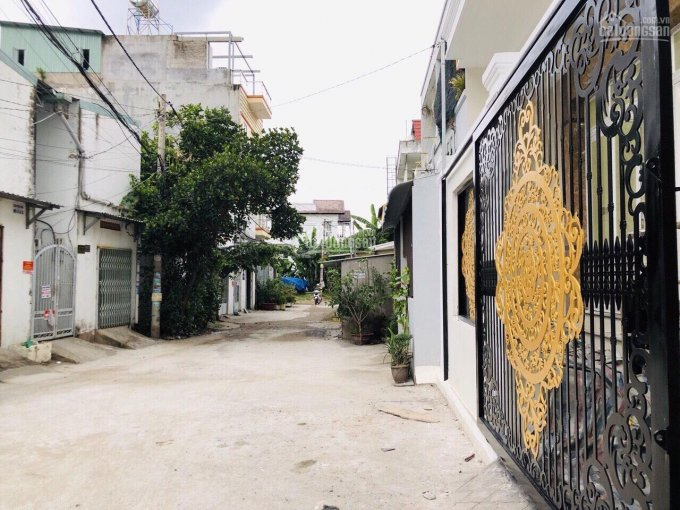 Chính chủ bán nhà mới 100% đường 20, Phạm Văn Đồng, sau Giga Mall mới xây, giá đầu tư