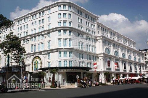 Cho thuê tòa nhà VP và khách sạn mặt tiền trung tâm TP. HCM