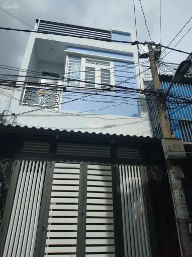 Bán nhà hẻm 243/ Mã Lò, DT 4*11m, 2 phòng ngủ 2WC, hẻm 5m, SHR