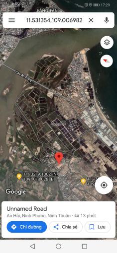 Bán đất nông nghiệp có thổ cư mặt đường chợ Hòa Thạnh - An Hải. Cách biển 1000m ảnh 0