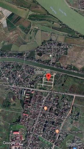 Mở bán đất nền đấu giá từ 7 - 9 tr/m2, sổ đỏ lâu dài, cách bãi biển Sầm Sơn 6km. LH: 0915.86.1100