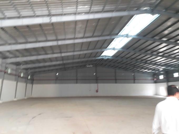 Cho thuê nhà xưởng MT đường Trần Đại Nghĩa, Quận Bình Tân, DT: 3000m2, giá thuê 150tr/th