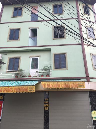 Bán gấp ngôi nhà 4 tầng Hậu Dưỡng - Kim Chung, kinh doanh ngã ba đường
