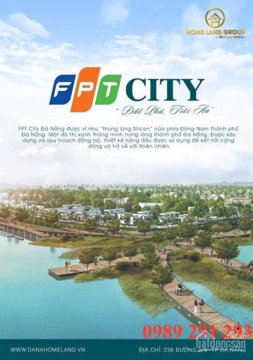 BẢNG GIÁ KHU ĐÔ THỊ THÔNG MINH FPT CITY GIAI ĐOẠN 2, LIÊN HỆ NGAY: 0989 291 293