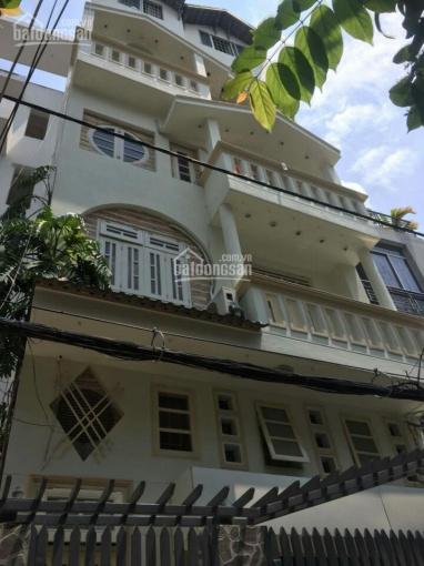 Bán tòa nhà gần siêu biệt thự Bàu Cát, 6x14m, 4 lầu, thang máy. 0916997297