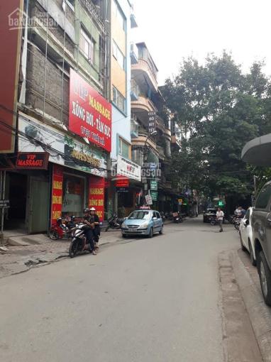 Chính chủ bán nhà phân lô Thái Hà kinh doanh sầm uất, 4.5tầng, MT 5m, giá 10.79 tỷ