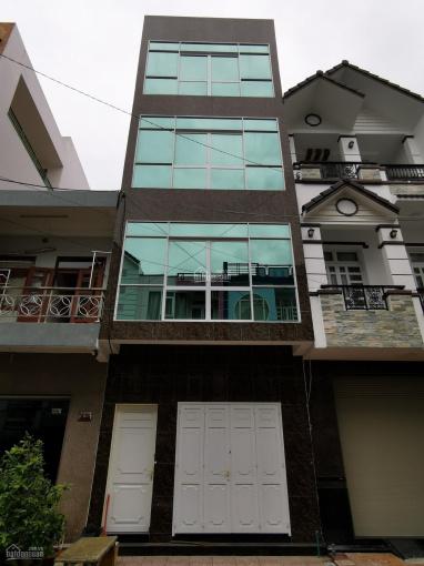 Cho thuê văn phòng Quận Ninh Kiều - Cần Thơ (1 Trệt 3 Lầu - 78m2)