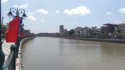 Bán lô đất hot nhất 2019 mặt phố đi bộ, Hạ Lý, Hồng Bàng, LH 0345252799