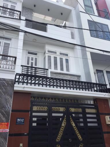 Hot! Nhà hẻm xe hơi gần Võ Văn Ngân 8x16m, 2 lầu, ST, 6.5 tỷ, LH 0909.543.118