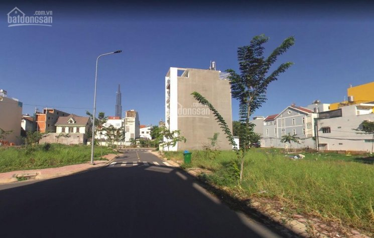 Bán đất mặt tiền khu dân cư Đông Thủ Thiêm, Quận 2, 80m2 giá chỉ từ 2.2 tỷ SHR, XDTD, 0901202415