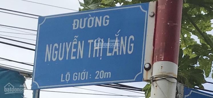 Bán Gấp Lô Đất MT Nguyễn Thị Lắng lộ giới 20m - Kề BV Xuyên Á , QL 22 - Sổ Hồng Riêng