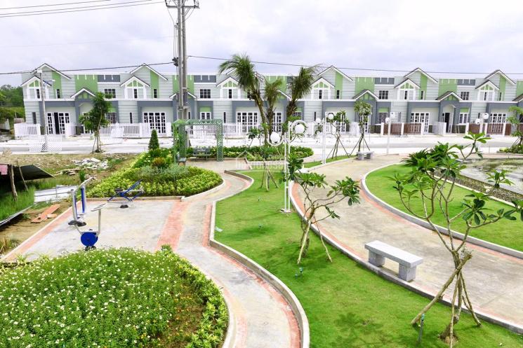 Thanh lý đất nền giá rẻ khu vực Bình Chánh - ngân hàng VIB hỗ trợ vay 50%