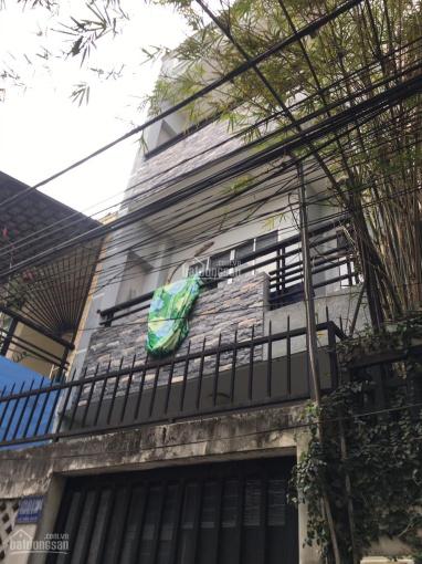 Nhà hẻm 413 Lê Văn Quới 4mx13m 2 lầu sân thượng
