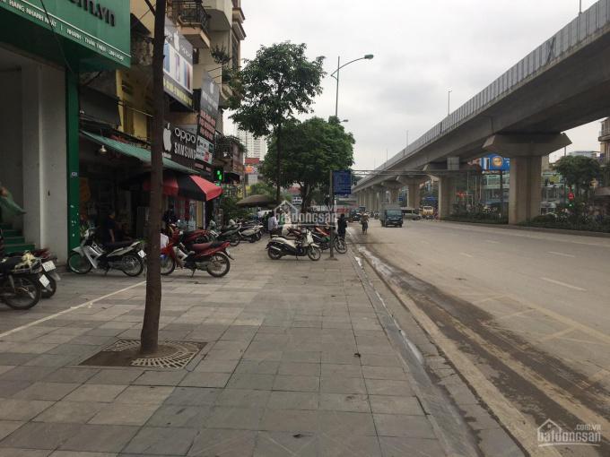 Bán gấp nhà phố Quang Trung, 60m2, 5 tầng, vỉa hè rộng kinh doanh ngày đêm, giá 13.8 tỷ