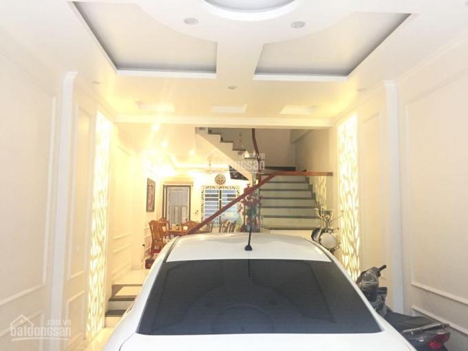 Bán căn nhà 60m2 x 5 tầng mới để lại toàn bộ nội thất hiện đại tại lô 22 Lê Hồng Phong, Hải Phòng