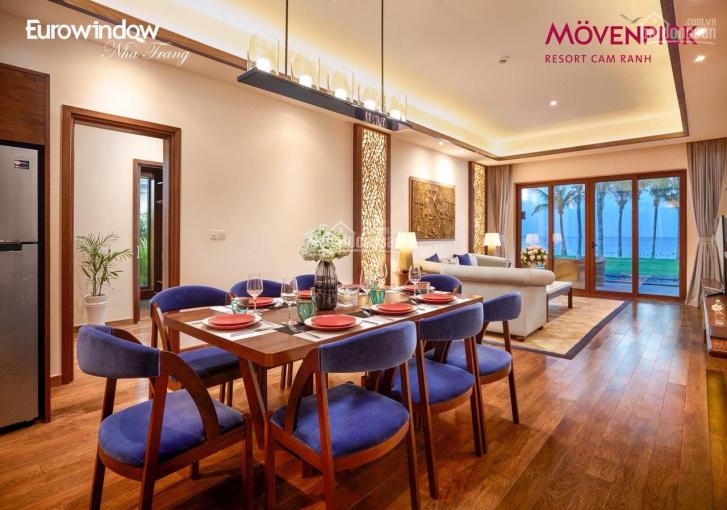 Bán gấp biệt thự nghỉ dưỡng mặt biển Nha Trang, có thể lấy về ở, tặng kèm 1 căn hộ khách sạn
