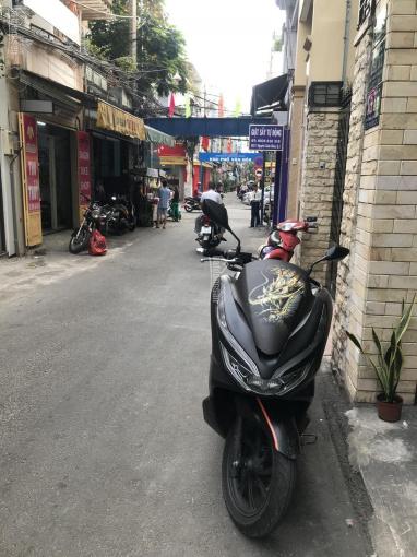 Nhà trọ 457/4 Đường Trần Hưng Đạo, Phường Tân Định, Quận 1, Thành Phố Hồ Chí Minh