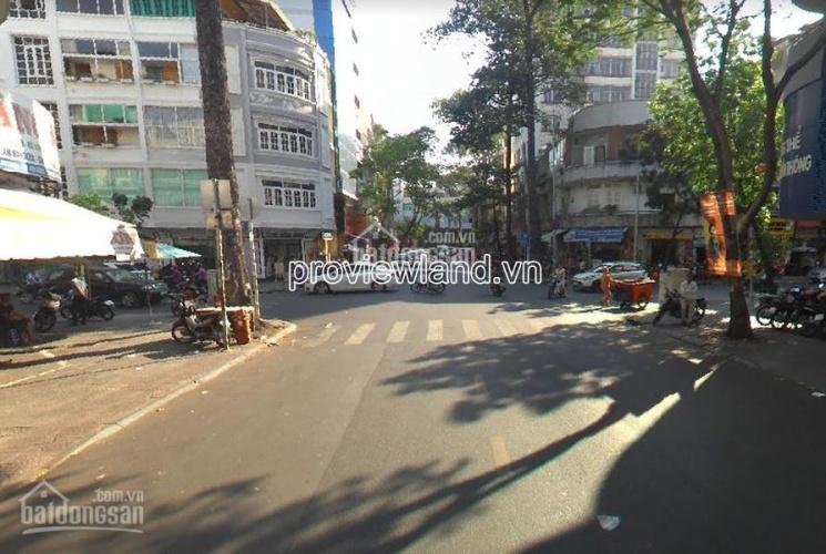 Khách sạn mặt tiền Nguyễn Thái Bình, 10 tầng cần bán, DT 216m2
