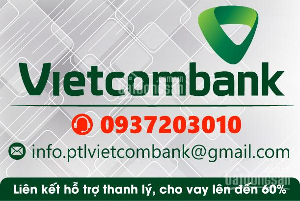 (THÔNG BÁO) Vietcombank hỗ trợ thanh lý:28 lô đất KV Bình Chánh,tặng sổ tiết kiệm 100tr, 0937203010