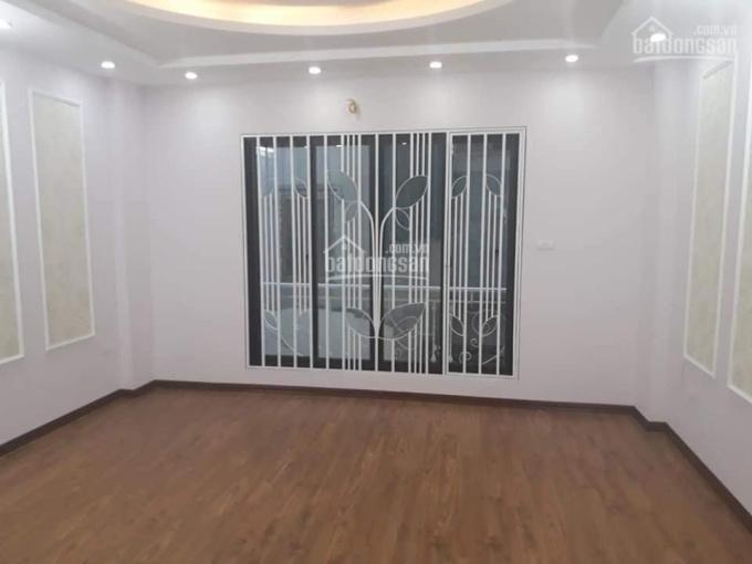 Nhà đẹp, kinh doanh, ô tô vào nhà Nguyễn An Ninh, 33m2 x 5 tầng x MT 4.5m, lô góc, giá 4.45 tỷ