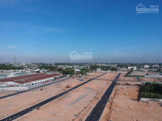 Đất thành phố Thuận An, Bình Dương, tài chính 690 triệu có sổ riêng từng nền, 0933.940.882